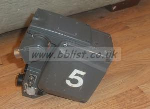 Sony CA-570P Triax Fisher Camera Back