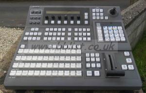 Sony DVS-2000 Mixer Control Panel