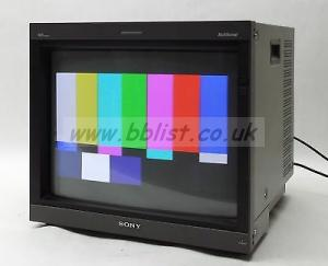 Sony PVM-14L5 or PVM-20L5