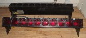 2x Thomas James Par-16 Batten 10channel Light strips