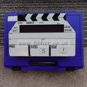 Ambient ACD 301 timecode slate