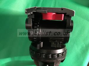 Satchler Video 25 11 Fluid Head with 150mm bowl.