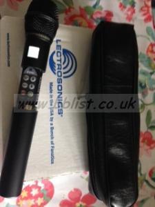 Lectrosonics HHa -Digital Hybrid Wireless Block 606-631.5MHz