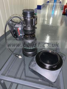 Canon J11x4.5 B4 IRSD zoom lens