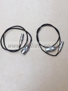 Audio Ltd 900-428 Adapter 4 pin plug to 6 pin inline Socket