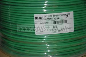 Belden 70081NH, HDTV-Coax 75ohm, Green