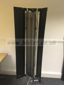 KINO 4 foot 2 bank with ballast & header cable