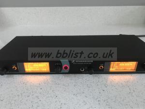 sennheiser SR 2050 twin IEM Transmitter