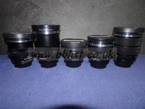 Zeiss Lens Kit