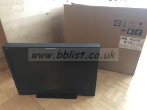 JVC DT-R24L4D Multi Format LCD Monitor