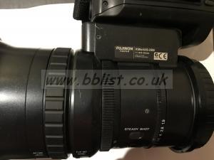lens Fujinon XS8-4AS-XB8