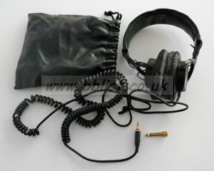 Sony Dynamic Stereo Headphons Professional MDR 7506