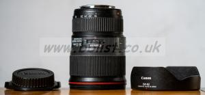 Canon EF 16-35 F4 L IS lens