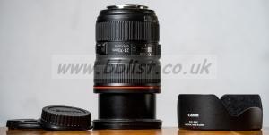 Canon EF 24-70 F2.8 L ii lens
