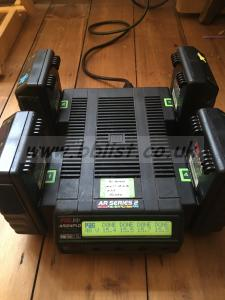 AR Series 2 4 way Pag battery charger.