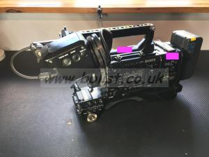 Sony PMW-F55 with CBK-55BK ENG Dock