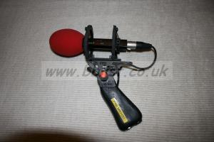 Sennheiser MKH50 + Rycote shock mount. Excellent condition.
