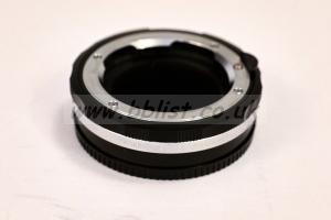Voigtlander close focus adapter m mount lens on e mount cam