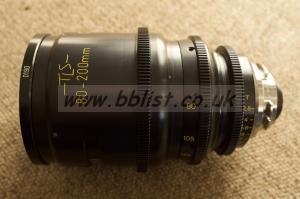 TLS Morpheus 80-200mm F2.8 zoom lens