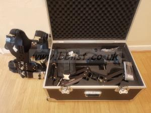 CAME-TV  Steadicam with Flightcase