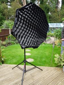 Photoflex Octodome 1kw lighting kit