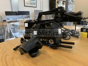 Sony PXW-FS7 MK1 & XDCA Extension unit
