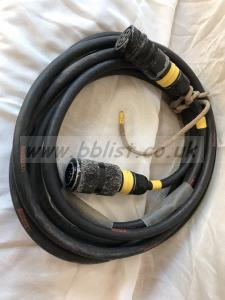 575w and 1.2kw header cable (yellow)