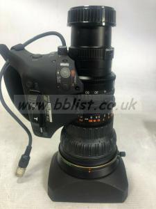 Fujinon ZA17X7.6BZD ENG Style Lens Digital Servo Focus &Zoom