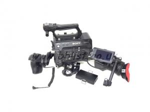 Sony PMW-FS7 MKII camcorder, 504 hours, used