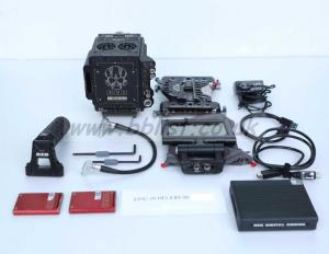 RED Epic-W Helium Camcorder, 518 hours, w accessories, used