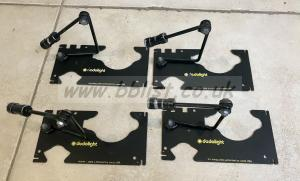 Dedolight DH2 DH-2 Universal Holder Mount Plate X 4