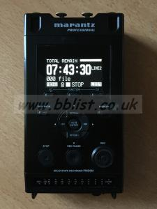 Marrantz PMD 661 Digital Recorder