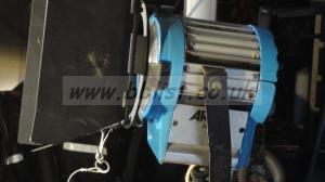 Arri Arrilite 300w fresnel & 2 600w open face lighting kit
