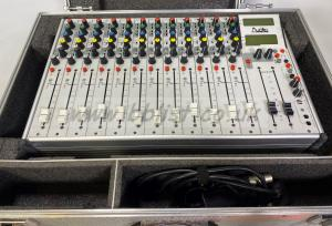 Audio developments ad255 12ch mixer