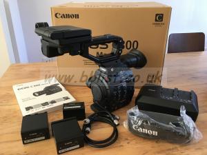 Canon C300 mk2 camera