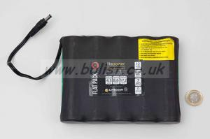 LiteGear FlatPack 10000mah Battery- Pickup Only