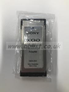 Official SONY XQD ExpressCard Adapter - QDA-EX1