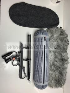 Sennheiser MKH416 microphone kit