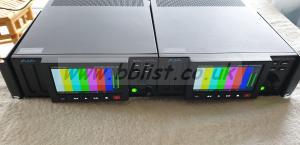 2 x AJA Ki Pro ULTRA PLUS, 2 x PAK 512 & PAK Dock, 3 x PSU