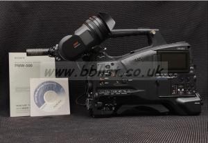 Sony PMW-500 Camera