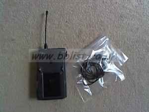 Sennheiser EW500 transmitter 836-870MHz