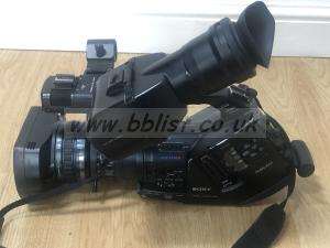 SONY EX 3 CAMERA AND ACCESSORIES
