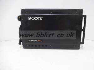 Sony HDC P1