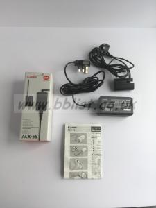 Canon EOS ACK-E6 AC adapter kit