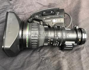 Canon HD HJ17e x 7.6B Lens
