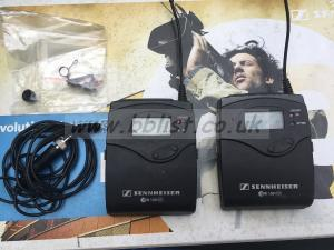 Sennheiser ew112P radio mic system