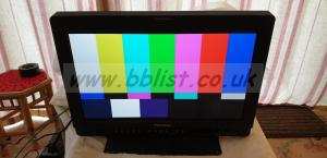 Panasonic BT-LH1710E 17'' braodcast picture monitor