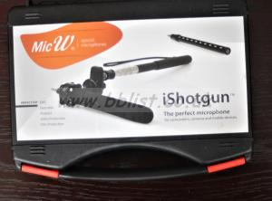 MicW iShotgun Kit New