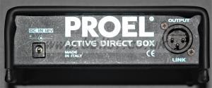 PROEL DBA 1CH active di box