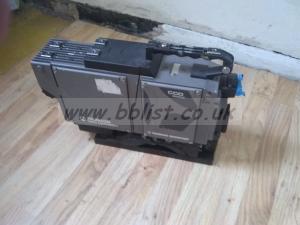 Thomson 1647 CCD camera body